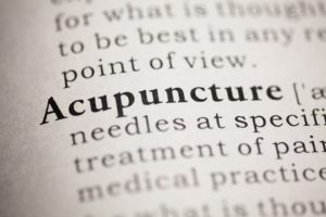 Acupuncture smaller